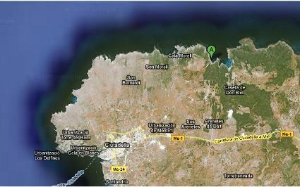 Localización de Algaiarens